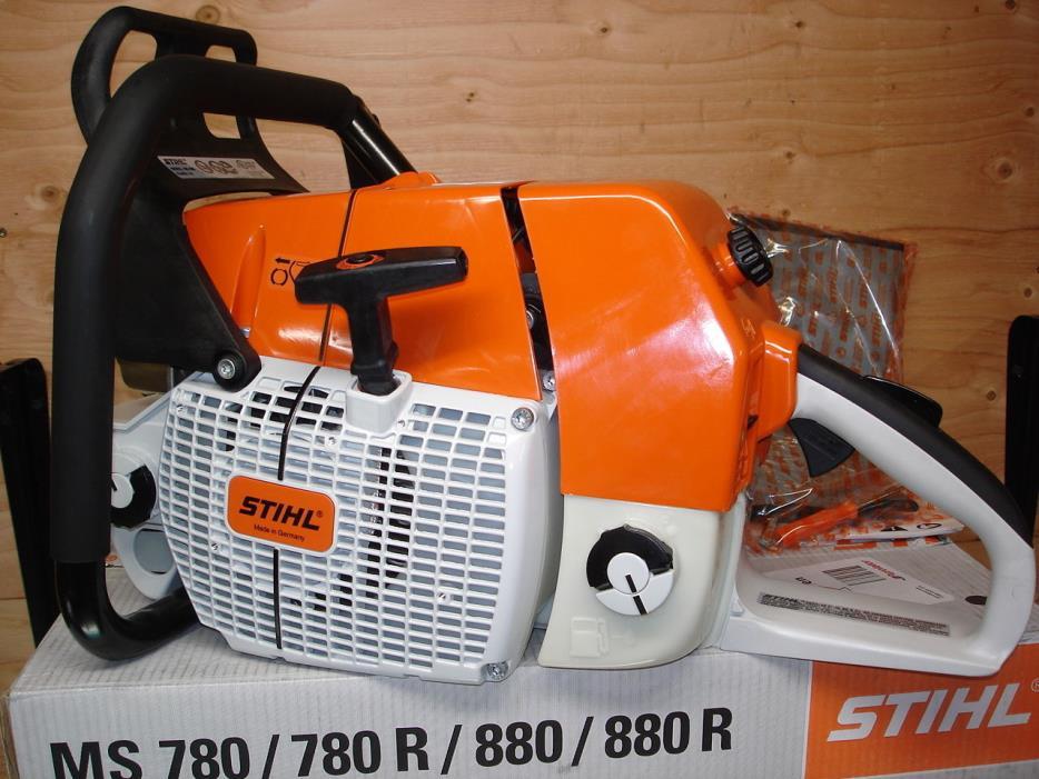 STIHL MS880 CHAINSAW POWERHEAD 41 BAR 404CHAIN WRAP HANDLEBAR MS 880 088 084 090