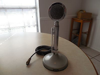 Astatic D104 Electret Condenser Wired Consumer Microphone