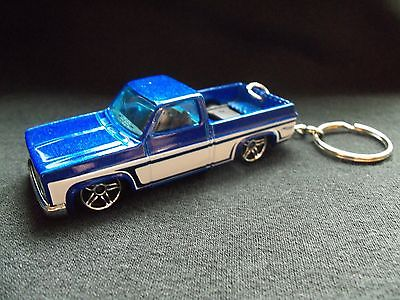 New 1983 Chevy Silverado Pick up Truck 3D Keychain Keyring Custom Free Shipping