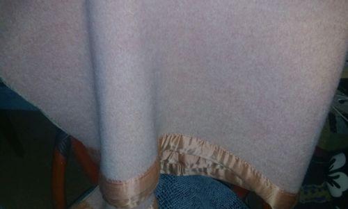REDUCED PRICE###wool blanket