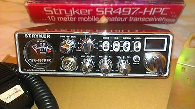 STRYKER SR-497HPC 10 METER RADIO