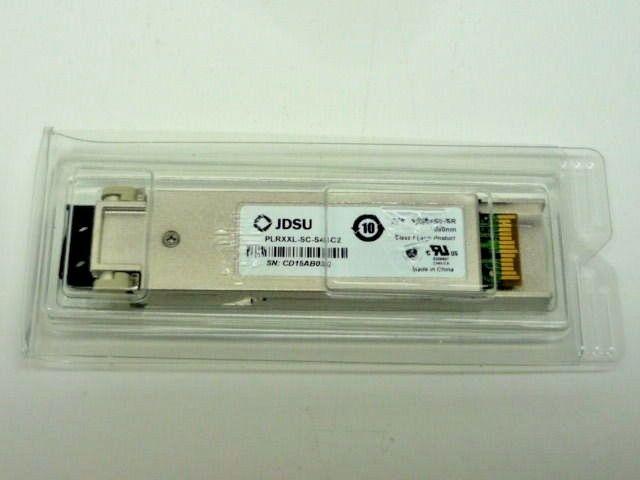NEW JDSU 902343-90 XFP-10G-SR 10GBase Optical Transciever  PLRXXL-SC-S43-C2