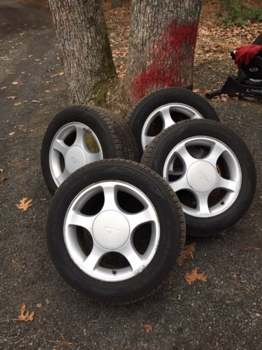 1999 ford mustang Gt wheels & Tires