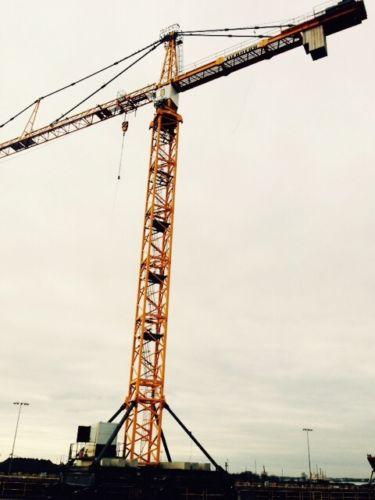 2013 Liehberr 550 EC-H 20 ton tower crane 2 x Available