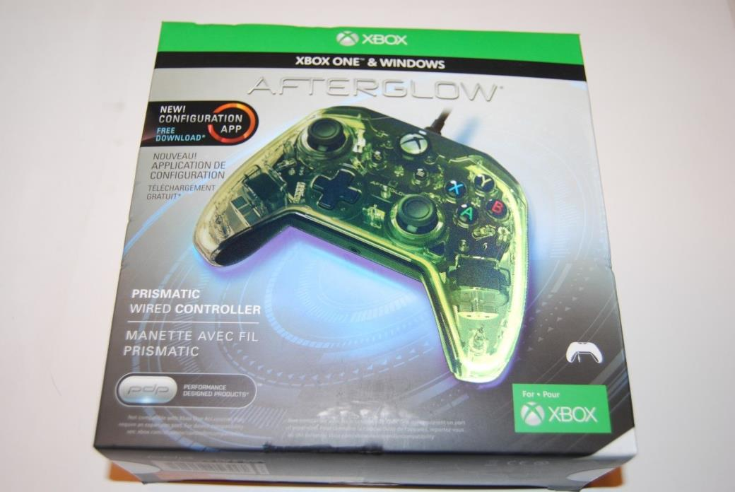 PDP Afterglow Prismatic Wired Controller for Xbox One & Windows