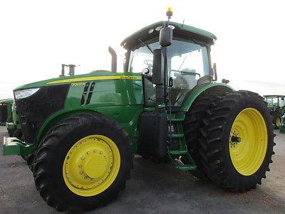 2012 John Deere 7260R Tractors