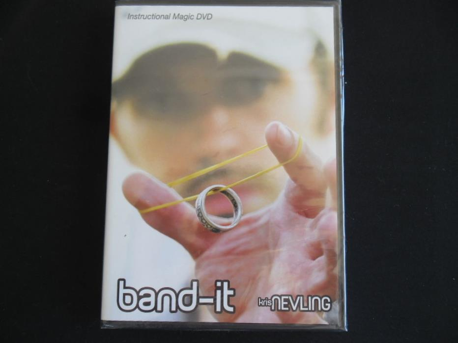 Band-it Magic Trick DVD