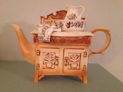 paul cardew washstand portmierion teapot
