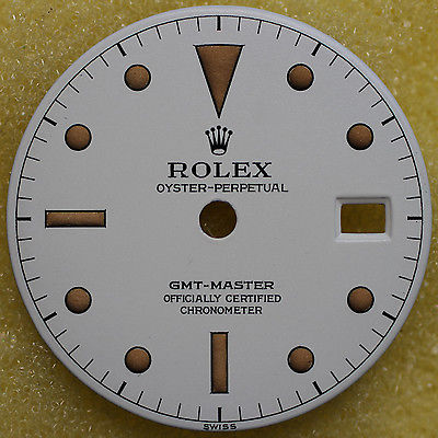 Vintage Rolex 1675 GMT Master Pan Am Dial # C4