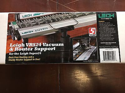 Leigh VRS24 Vacuum & Router Support For Leigh Super 24 Jig