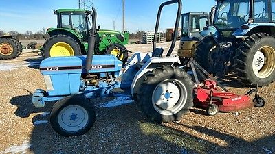 1997 Ford 1715 Utility Tractors