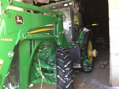 2014 John Deere 8295R 4WD Tractors