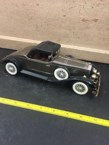 1931 Rolls Royce Am Radio Car