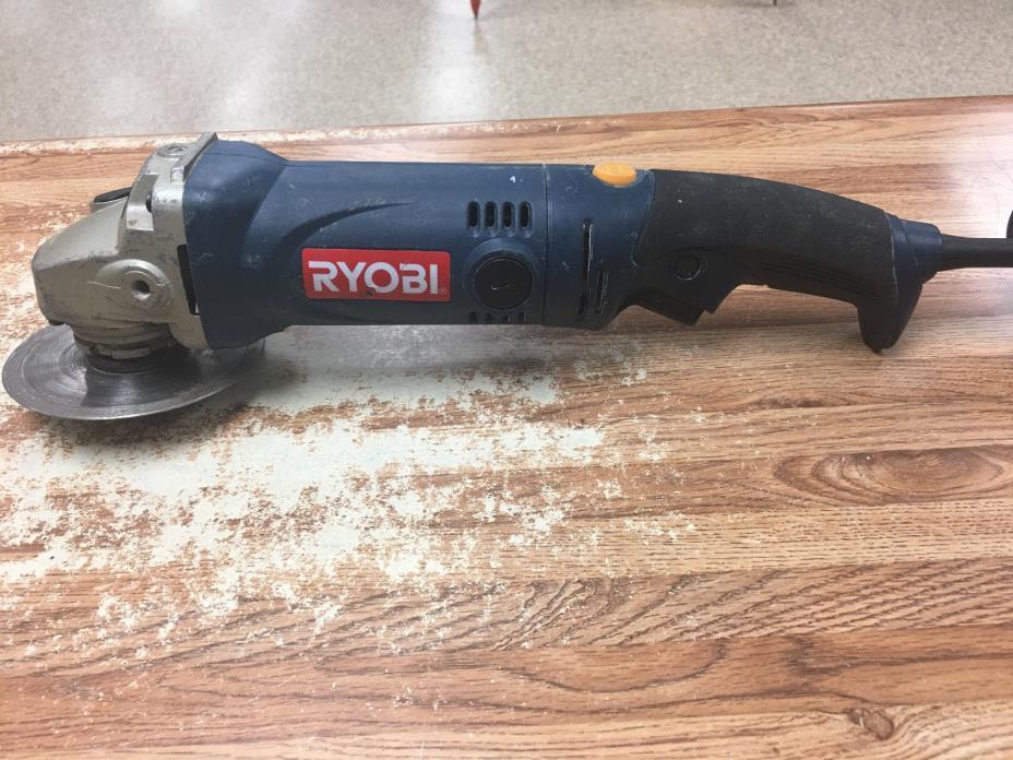 Ryobi Angle Grinder AG453