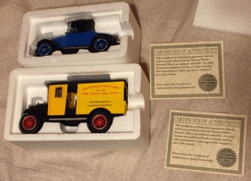 NMMM 1924 Chevy Series H 1 Ton Truck And 1925 Chevy Series K Superior Roadster