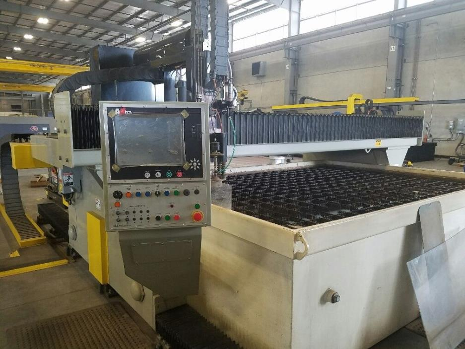 2014 ALLTRA WJ30-9 WATERJET CUTTING, CNC Ref. # 7787621