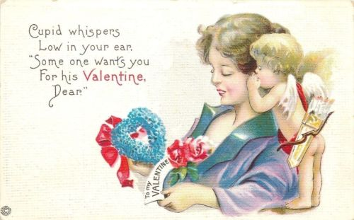 Valentine~Cupid Whispers Low in Ear~Lady With Gifts~Someone Wants You~SL 32 B