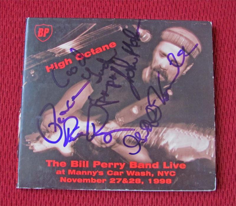 1999 BILL PERRY BAND