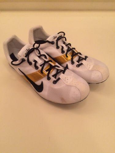 Nike Zoom Eldoret II 2 Size 9 Bowerman Track Spikes- Nike Pro Elite, Victory