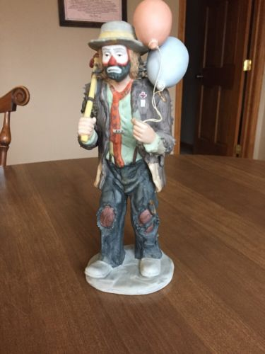 emmett kelly clowns