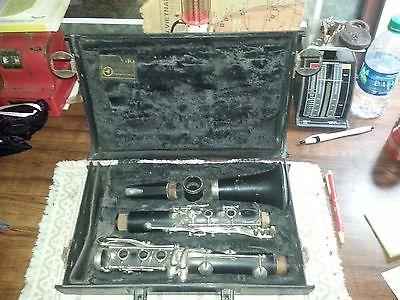 Vintage Artley Prelude 18S Clarinet