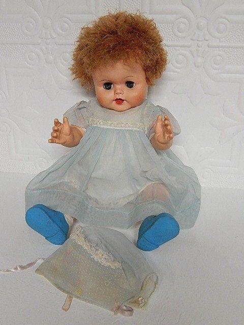 Vintage American Character Toodles Doll Jointed Poseable 20