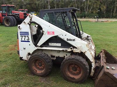1999 Bobcat 773 Skid Steer Loader