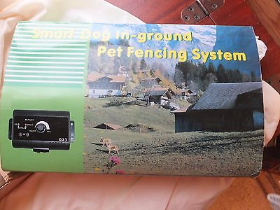 Smart Dog Dog Electronic Fencing System kd-023 in Ground