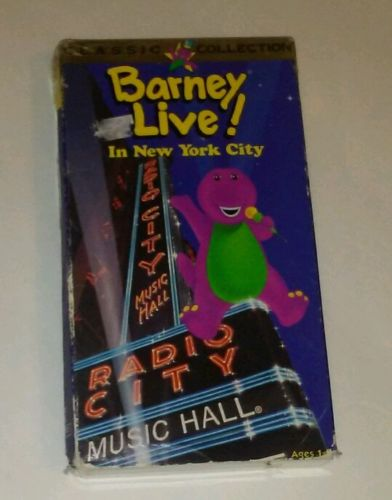 Barney Classic Collection