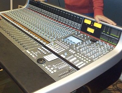 SSL AWS 948 RECORDING CONSOLE