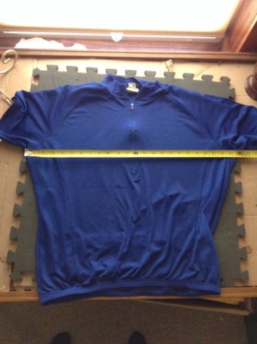 Bellwether Size Xl X Large Cycling Jersey (1576)