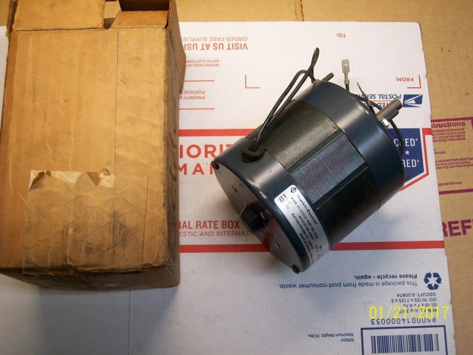Franklin Electric 8414320154 Motor 1/12HP 50/60Hz 1550RPM 1.3A 230V