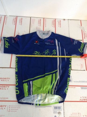 Pactimo Size Xs X Small Cycling Jersey (2735)
