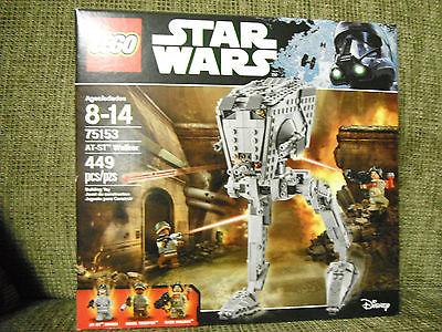 LEGO STAR WARS AT-ST Walker 75153, STAR WARS LEGO SET Free Shipping