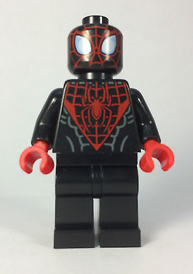 LEGO Marvel Super Heroes Miles Morales Spider-Man (76036) Authentic Mini Figure