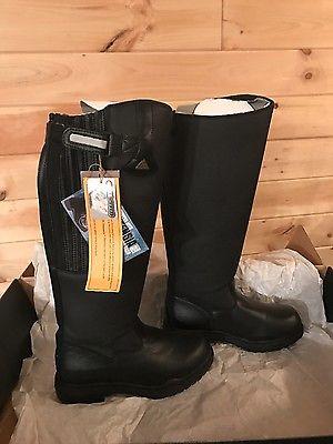 Mountain Horse Ladies Rimfrost III Tall Boot Size 9 Reg Calf NIB