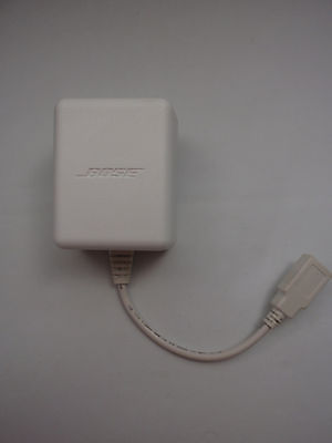 Bose  AC Adaptor 95PS-026 with ipod charge cable