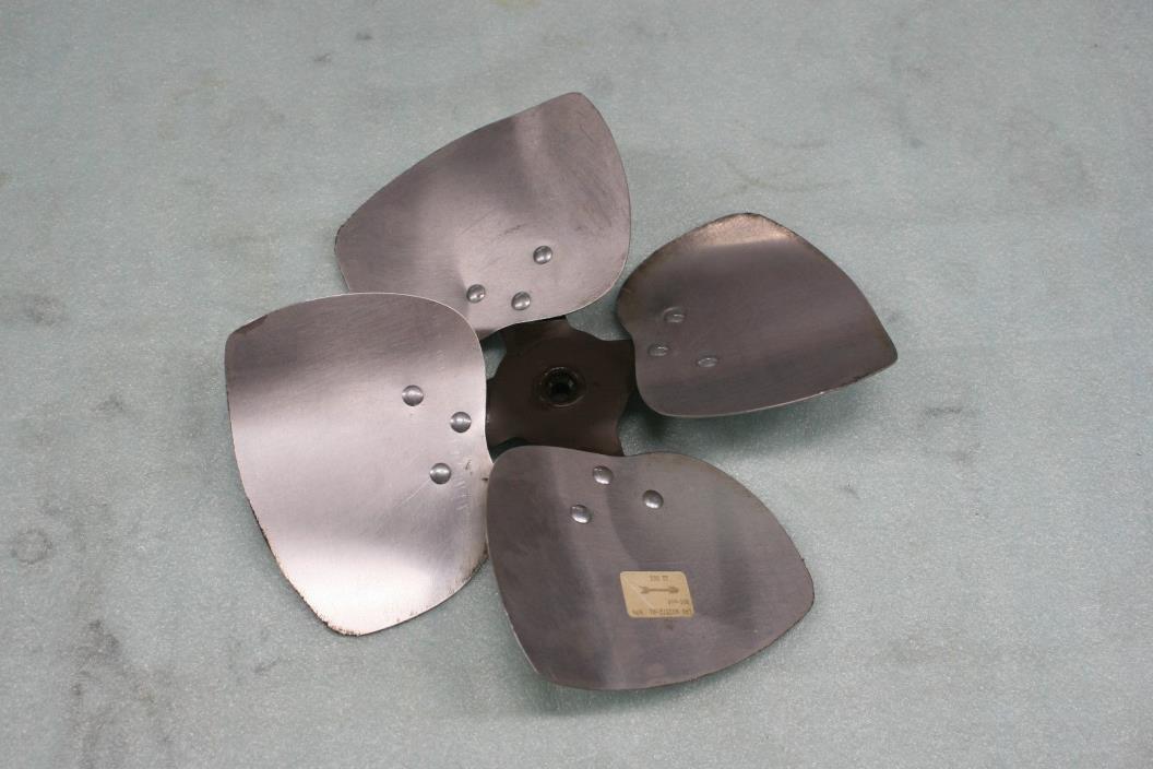 Miller Hobart Welder 8RT-609 Lua Fan Blade 4 x 12
