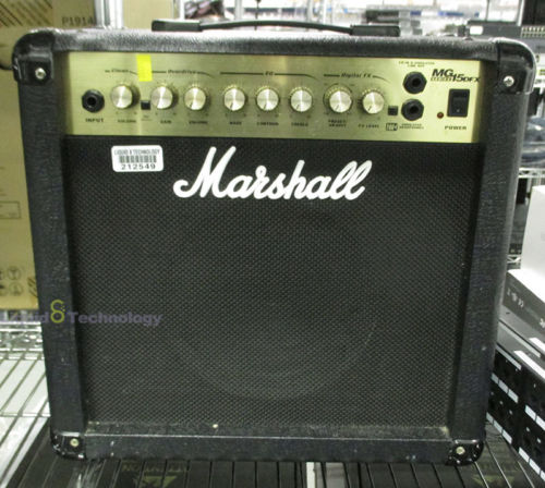 Marshall MG Series 15DFX Electric Guitar Amplifier