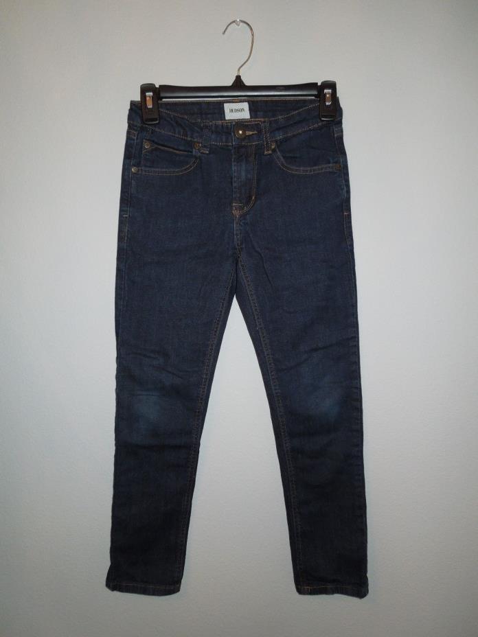 Boys, Hudson Jeans, Size 8, Blue, Skinny