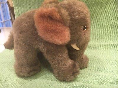 Vintage Steiff Elephant