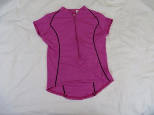 Used Wear Performance Womens Purple Bike Cycling Jersey Sz XS S Great Low Price!