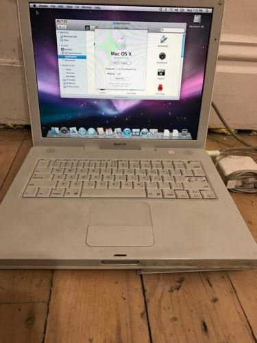 Mac iBook G4 14