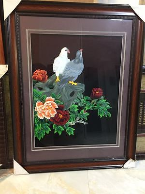 chinese Silk Embroidery Frame