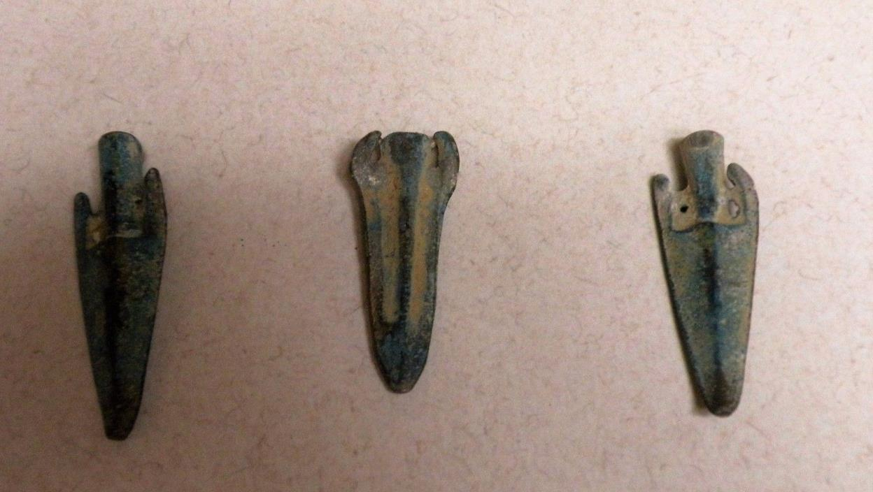 Awesome Antique Japanese Arrowheads for Hunting, Fishing & Personal Protection