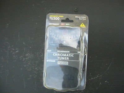 behringer tu300 guitar tuner
