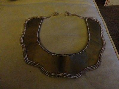 Antique Peter Pan Collar