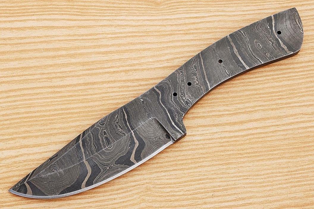 Knife Blade Blanks for Sale | Smoky Mountain Knife Works