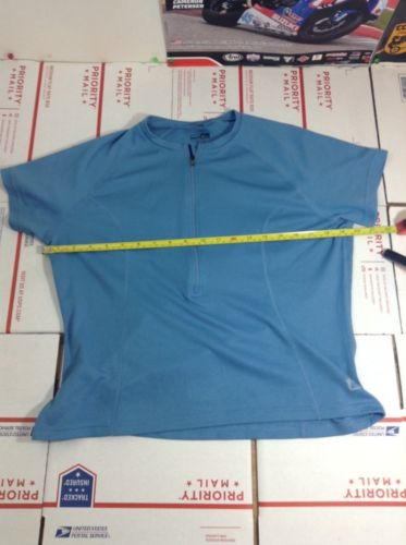 Rei Womens Cycling Jersey Size Large L (3730)