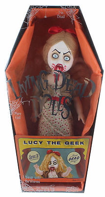 Living Dead Dolls Series 30 Sideshow: Lucy the Geek